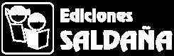 Ediciones Saldaña Logo